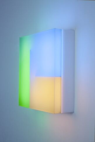 Brian Eno - Light Music, installation view