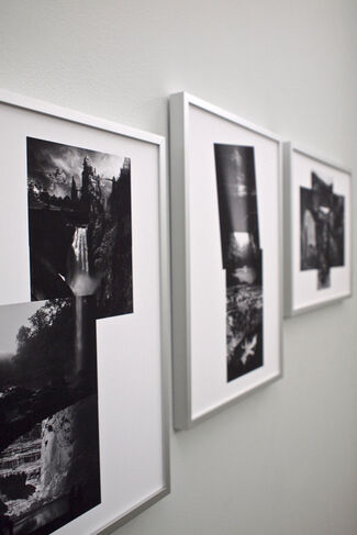 CEMETERY (Archive Works), installation view