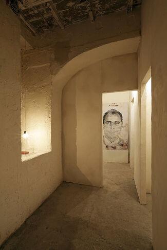 Gianfranco Baruchello - Loss of quality, loss of identity, installation view