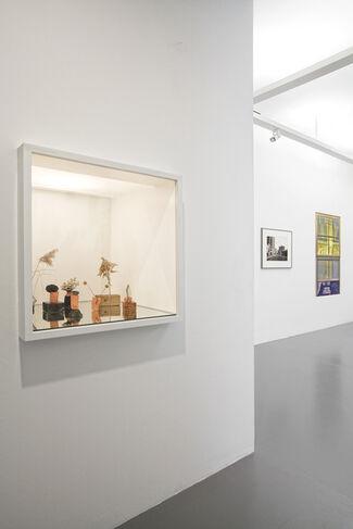 Henrik Strömberg – to the letter @ Der Würfel, installation view