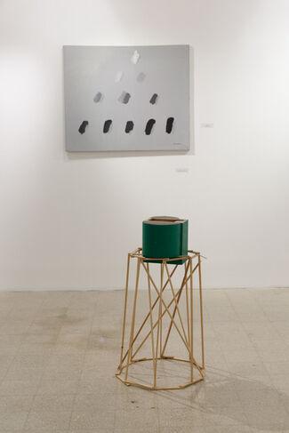 Osvaldo Romberg | Dirty Geometry, installation view