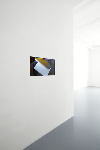 Spiros Hadjidjanos – Composition, Integration, System (CIS), installation view
