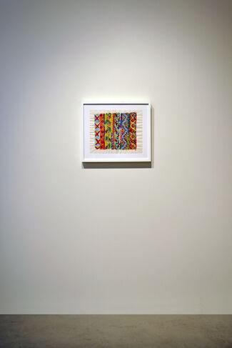 SUMMER SERIES II - Kim MacConnel: 10 by 10, installation view