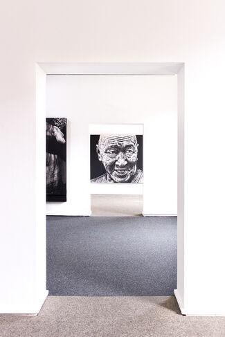 HENDRIK BEIKIRCH - KRIEGER, installation view