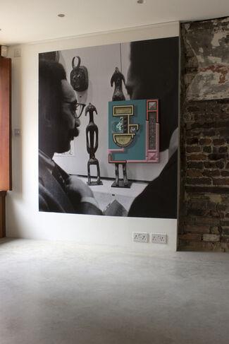 Modern Language - Ben Cove, installation view