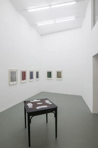 Marcel Odenbach, Peter Miller   Modus Operandi Post Meridiem, installation view