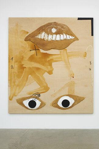 Antoni Tàpies: Revulsion and Desire, installation view