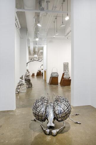 Liao Yibai: Real Fake, installation view