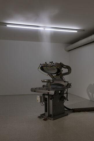 Elisabetta Benassi | it starts with the firing, installation view