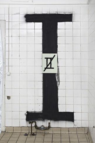 Okan Yildirim: Something is Fehling, installation view