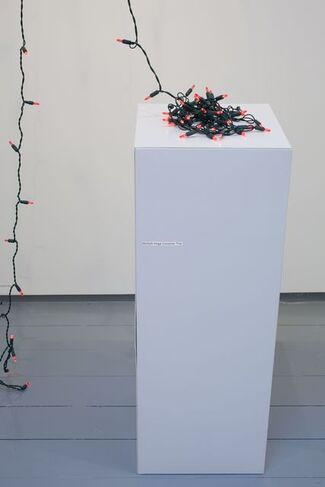 Accessories to An Artwork, installation view
