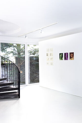HUMAN IS A FIVE LETTER WORD - GROUPSHOW, installation view