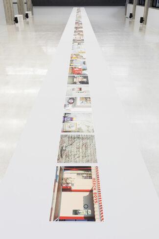 Paolo Simonazzi | So near, so far, installation view
