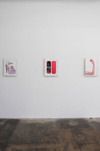 in the name of love, installation view