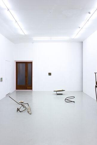 DUMPLINGS, installation view