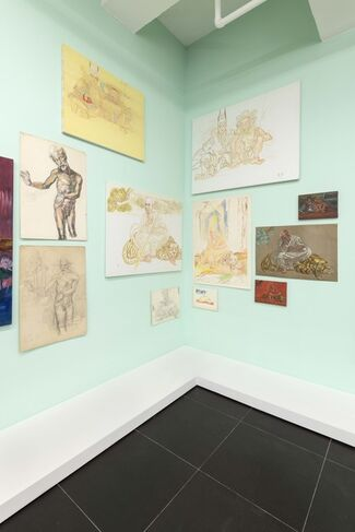 Choi Minhwa: Once Upon a Time, installation view