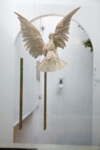 The Death of God, installation view