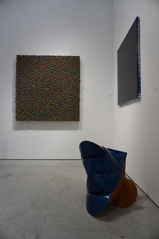 Renate Bender at Art Miami 2017, installation view