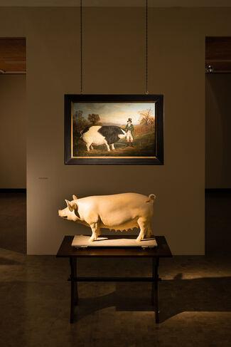 Ydessa Hendeles. Death to Pigs, installation view