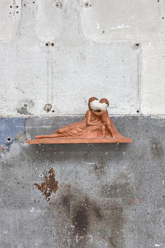 Sucking Stones - Amie Dicke, installation view