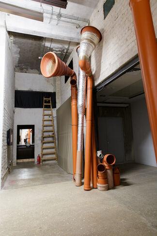 Jews, installation view