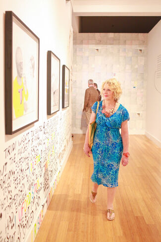 Trenton Doyle Hancock: Skin and Bones, 20 Years of Drawing, installation view