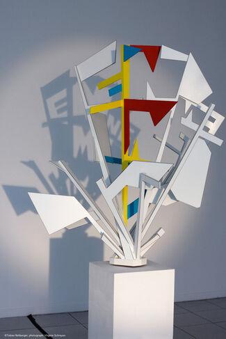 Tobias Rehberger, installation view