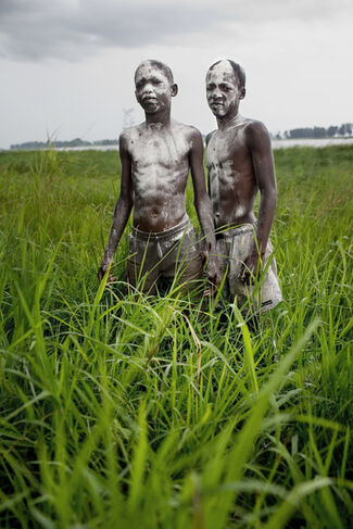 Phantoms of the Congo river, installation view