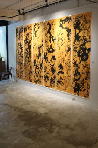 Yesart Air Gallery at Art Stage Singapore 2015, installation view