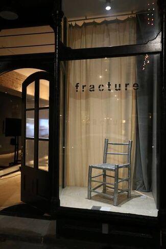 Fracture, installation view