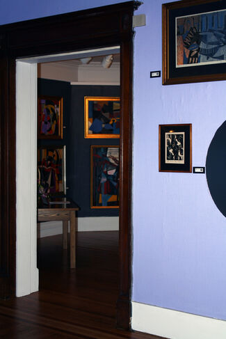 Life in the Chelsea Hotel, installation view