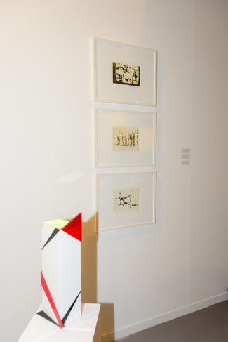 Anita Beckers at ARCOmadrid 2015, installation view