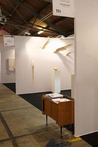 Galerie Ariane C-Y at YIA Art Fair #08 Maastricht 2017, installation view