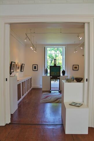 Michael Bennett, Studio and Collection, installation view