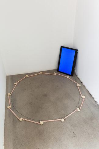 Turning A Deaf Ear, installation view