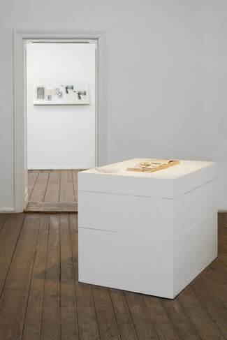 """""""The Present as a Result of the Past"""" by Fotini Gouseti, installation view"""