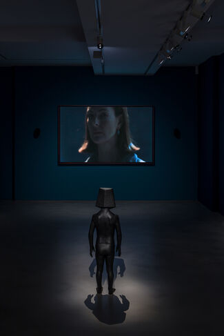 Laurent Grasso: The Panoptes Project, installation view