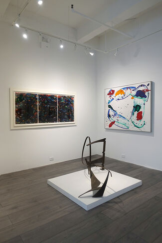 Recent Post-War Acquisitions, installation view