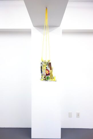 """Garfield Park"" by Chris Lux, installation view"