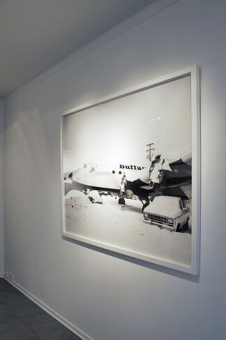 Almost There, installation view