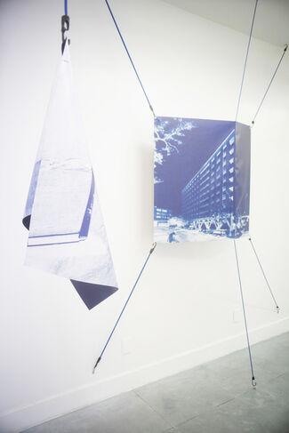 Ryan Oskin, Subdivision, installation view
