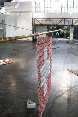 Lourival Cuquinha   Territórios e Capital: Extinções, installation view