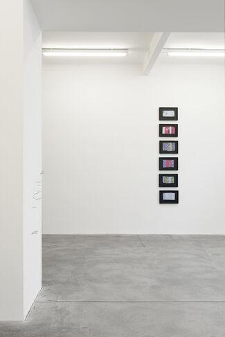 curated by_Joe Scanlan: The * of Love. Doug Ashford, Geta Brătescu, Dexter Sinister, Polly Korbel, installation view