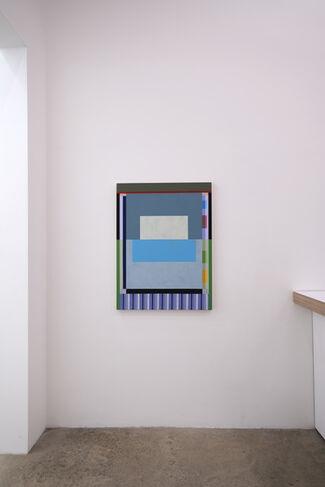 Tony Larson: Load Signs, installation view