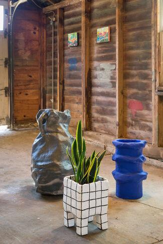 Surph Barn Show, installation view