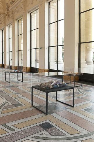 Michel Rein Paris/Brussels at fiac 17, installation view