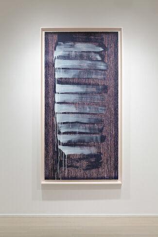 Pat Steir, installation view