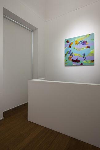 Clinamen, installation view
