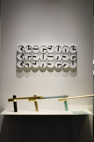 Victor Hunt Designart Dealer at Design Miami/ 2013, installation view