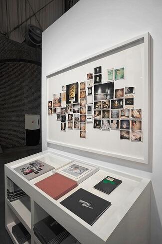 Alex Daniels - Reflex Amsterdam at Unseen Photo Fair 2015, installation view